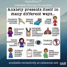 CalmWear is the provider of sensory compression clothes and undergarments, to help calm the sensory system of those living with Autism Spectrum Disorder, Sensory Processing Disorder, ADHD and Anxiety. Mental Health Awareness Month, Mental Health Advocate, Mental Health Resources, Mental Health Matters, Mental Health Issues, Health Blogs, Stress Causes, Stress And Anxiety, Anxiety Therapy