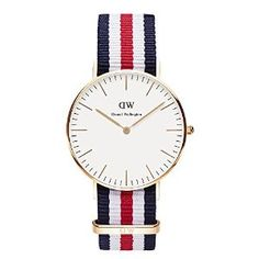 Daniel Wellington - Womens Classic Canterbury - Rosegold - Visit to see more!