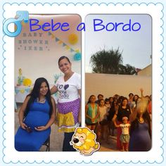 animation baby shower Cancun