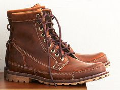 afb3e2c40b183b 7 Pairs of Boots Every Man Should Own Timberland Earthkeepers Men,  Timberland Boots, Leather