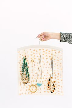 How to Organize Your Jewelry (beautifully and cheaply) Like a Stylist