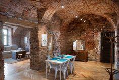 Daca iti place stilul neoromanesc, atunci trebuie sa vezi casele proiectate de arhitectul Adrian Paun! - Fabrika de Case Terracotta Floor, Outdoor Furniture, Outdoor Decor, Provence, Art Nouveau, Tile Floor, Minimalism, Tiles, Patio