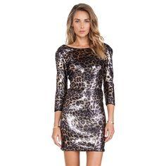 Haoduoyi® Leopard Print Dress #animalprint #fashion (coupon code 3offpin)