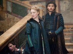 Chrysanta and Lord Barron