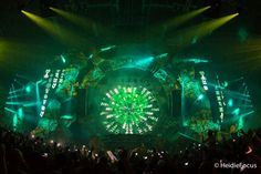 Eye candy: 40+ photos of beautiful EDM festival stage designs ...
