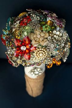 Brooch bouquet <3