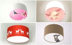 gorgeous lamps by Halbeins