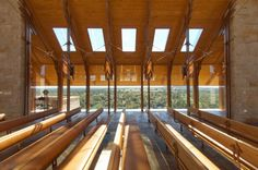 Chapel at Rio Roca Ranch / Maurice Jennings + Walter Jennings Architects (17)