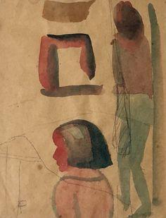 Albert Pfister Skizze Painting, Art, Switzerland, Sketches, Painting Art, Art Background, Kunst, Paintings, Performing Arts