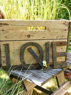 Love love my Garden!