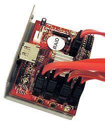 Raspberry pi SATA controller