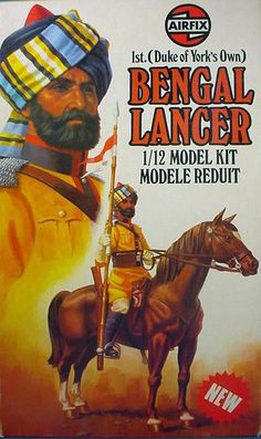 1/12 Airfix Bengal Lancer:
