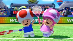 Mario Tennis Aces on Nintendo Switch system received a new update recently. This update brings with it the May 2020 content. Steve Aoki, Maisie Williams, Mario Kart, Mario Bros, Realistic Mermaid Tails, Nintendo Switch System, Tennis Outfits, Super Mario Art, Lego Toys