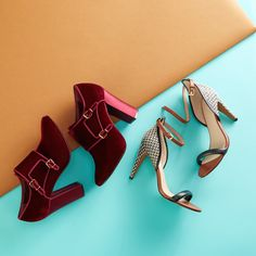 Fall shoes, covered. Love the burgundy ones. Sponsored by Nordstrom Rack//