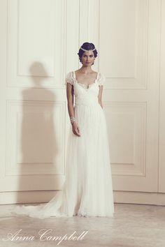 Anna Campbell Wedding Dresses Gossamer Bridal Colletion 00081