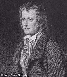 JOHN CLARE POET ( 1793-1864 )