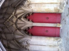Doors of Winchester Cathedral