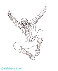 ausmalbilder spiderman zum ausdrucken | ausmalen, weihnachtsmalvorlagen, ausmalbilder kinder