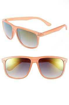 Steve Madden Retro Sunglasses available at #Nordstrom