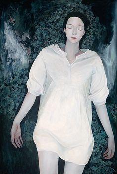 Paintings by Joanne Nam | http://inagblog.com/2015/12/joanne-nam-update/ | #art #paintings