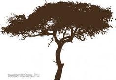 Falmatrica:Majomkenyérfa - Csoki - 158x110 cm
