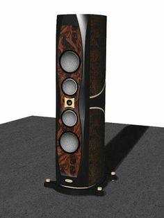 High End Speakers, High End Audio, Built In Speakers, Hifi Speakers, Hifi Audio, At Home Movie Theater, Loudspeaker, Audio Equipment, Audiophile