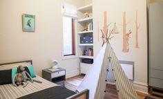 Show us your nursery - Eleonora's double duty bedroom - http://babyology.com.au/nursery/show-us-your-nursery-eleonoras-double-duty-bedroom.html