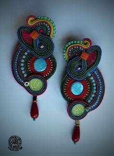 Soutache Ohrringe / earrings