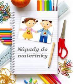 ,,Neviditelná,, práce učitelek - píšeme přípravy Montessori, Innovation, Kindergarten, Preschool, Projects To Try, Teacher, Activities, Education, Learning