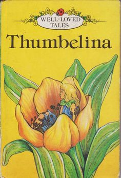 THUMBELINA a Vintage Ladybird Book Well Loved Tales Series 606D Matt Hardback…
