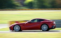 2013 #Ferrari #F12 Berlinetta- Automobile  Magazine