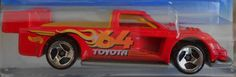 HOT WHEELS 2000 COLLECTOR #148 PIKES PEAK TACOMA #HotWheels