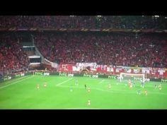 #Benfica Forever!! #Amsterdam