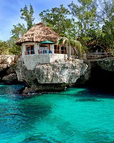 Jamaica: I think it's called Rockplace hotel? Drug rep from work told me about this place!