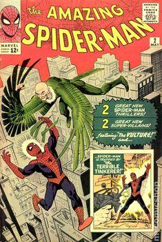 spiderman comic book covers - Google Search
