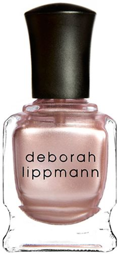 Rose Gold nail polish - can't wait to get it :)