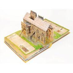 A Knight's City pop up book.