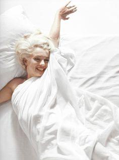 Marilyn Monroe, 1961. Photo: Douglas Kirkland.