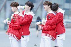 [09.04.16] Music Core Mini Fanmeeting - MoonBin e EunWoo