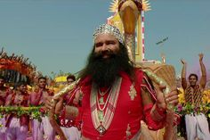 'Guru of Bling' collects testicles for God: An Indian spiritual leader is accused of convincing up to 400 followers to remove their testicles, claiming that by doing so the men would be able to speak directly to God.
