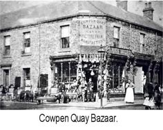 Blyth Northumberland Facts Cowpen Quay Bazaar Jpg 50 95 Kb 750x601