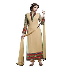 Buy Lilots Cream Cotton Dress Material by Lilots, on Paytm, Price: Rs.2335?utm_medium=pintrest