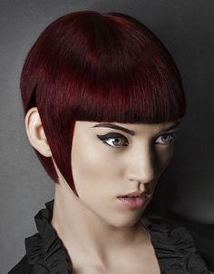 Short Brown Hairstyles - SeanHanna - Skyler McDonald