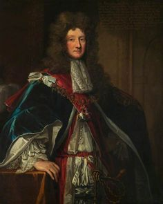 John Manners, 2nd Duke of Rutland (Charles Jervas - 1721)