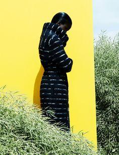 Jeneil Williams for Vogue Germany | Trendland: Design Blog & Trend Magazine