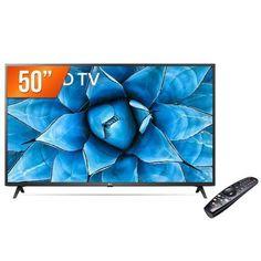 Smart TV LED 50 4K UHD LG 50UN731C 3 HDMI 2 USB Wi-Fi Assitente Virtual Bluetooth - Magazine Bicicletascia 4k Uhd, Smart Tv, Bluetooth, Usb, Apple Tv, Tv Led 50, Wi Fi, Console Xbox One, Hardware