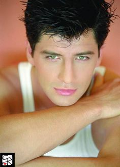 Sakis Rouvas Grace Kelly, Beautiful Eyes, Gorgeous Men, Cute Eyes, Face Men, Camille, Interesting Faces, Portrait Photo, Good Looking Men