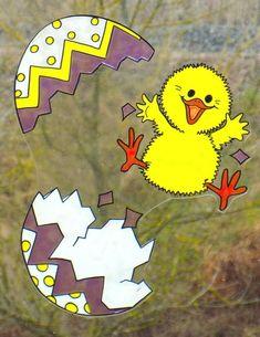 Statique d/écoratif pour fen/être effet vitrail accroche dans une colombe de la Paix.