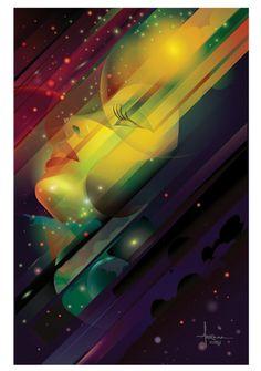 Sweet vector illustrations by Orlando Arocena