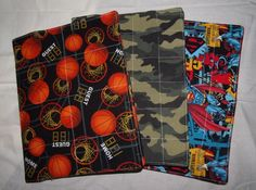 Basketball Composition Notebook Cover by SherrysSewingandCroc on Etsy